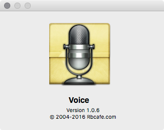 Voice 1.0.6